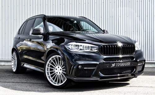 Карбоновый спойлер Hamann для BMW X5 F15
