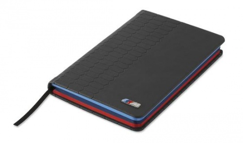 Компактная записная книжка BMW M
