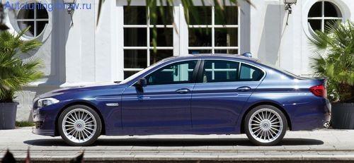 Комплект акцентных полос ALPINA для BMW F10 5-серия