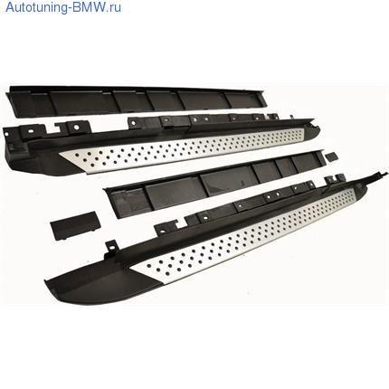Комплект боковых порогов для BMW X3 F25