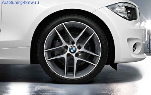 Комплект дисков BMW Double-Spoke 496