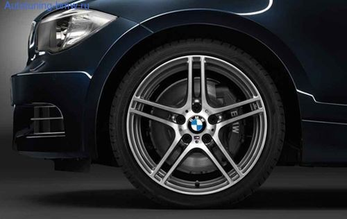 Комплект дисков BMW M Double-Spoke 313