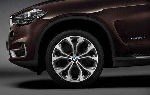 Комплект литых дисков BMW Y-Spoke 451