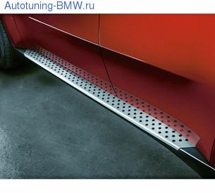 Боковые пороги для BMW X6 E71