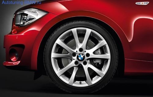 Комплект литых дисков BMW V-Spoke 372