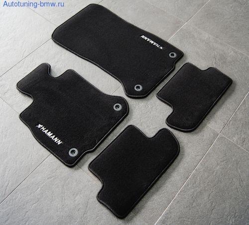 Комплект ножных ковриков Hamann для BMW F13 6-серия