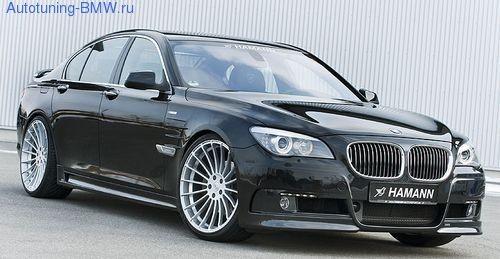Комплект обвеса Hamann для BMW F02 7-серия