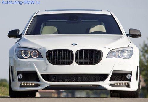 Аэродинамический обвес Lumma CLR750 для BMW F02 7-серия