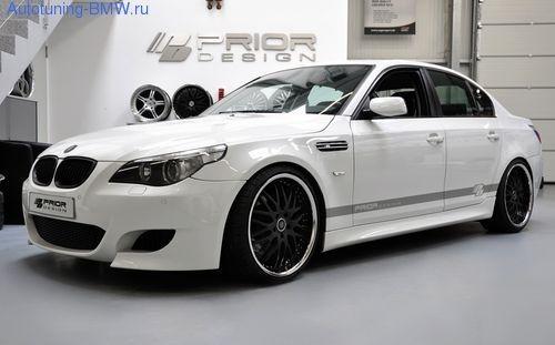 Комплект обвеса M5-стиль для BMW E60 5-серия