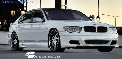 Комплект обвеса PRIOR DESIGN для BMW E65 7-серия