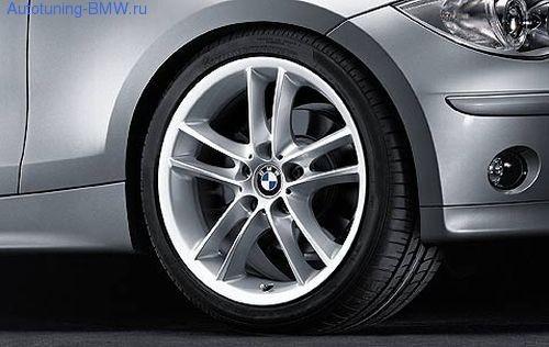 Комплект легкосплавных дисков BMW Double-Spoke 182