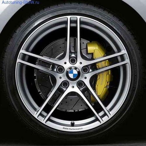 Комплект литых дисков BMW Performance 313 для БМВ Е90/E92 3-серия