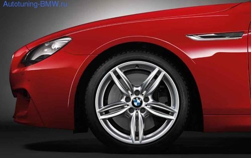 Комплект литых дисков BMW M Double-Spoke 351