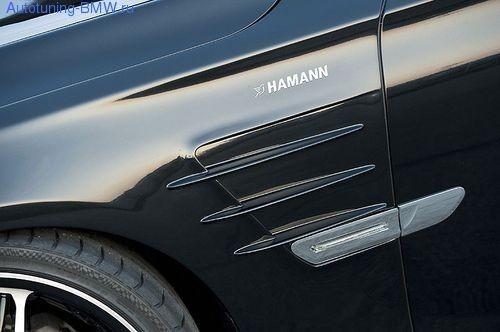 Комплект передних крыльев BMW F01 7-серия