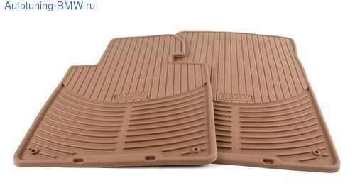 Комплект передних ножных ковриков для BMW X5 E70/ X6 E71