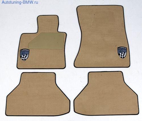 Комплект салонных ковриков BMW X6 E71