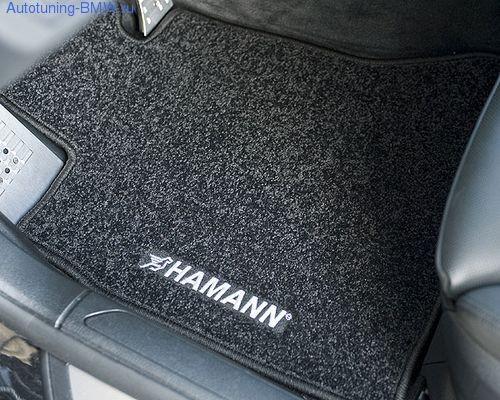 Комплект салонных ковриков для BMW E63 6-серия