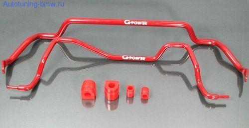 Комплект стабилизаторов G-POWER для BMW E90 3-серия