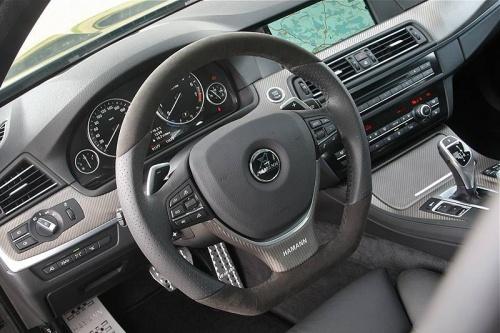Комплект внутренней отделки Hamann для BMW F10 5-серия