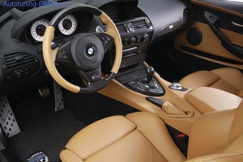 Комплект внутренней отделки Lumma для BMW E63 6-серия