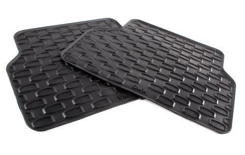 Комплект задних ножных ковриков для BMW E60 5-серия