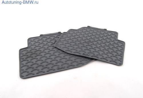 Комплект задних ножных ковриков для BMW E92 3-серия