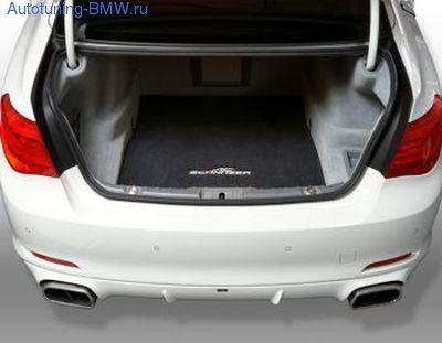 Коврик багажного отделения AC Schnitzer для BMW GT F07 5-серия
