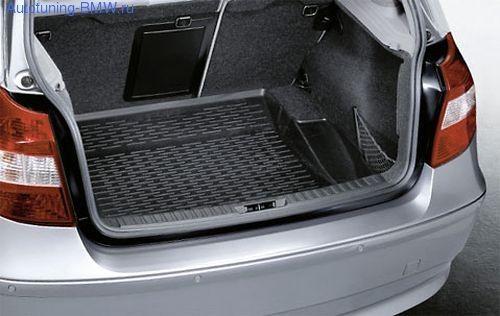Коврик багажного отделения BMW E81/E87 1-серия