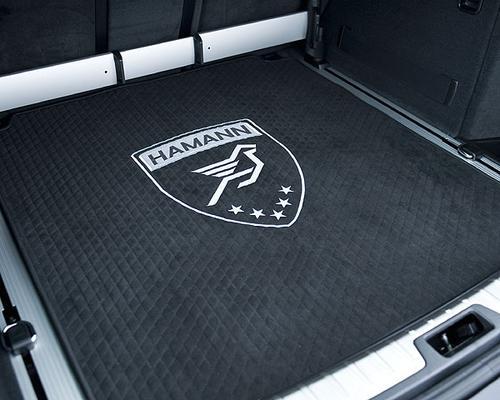 Hamann коврик багажного отделения для BMW