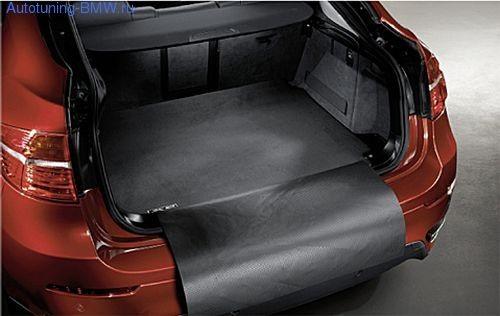 Коврик двусторонний для багажного отделения BMW X6 E71