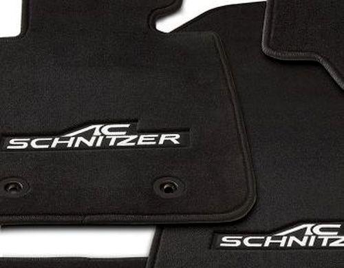 Коврики AC Schnitzer для BMW F22/M2 F87 2-серия