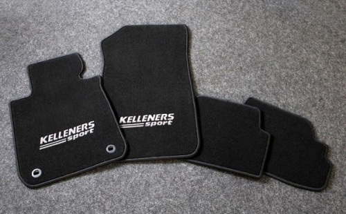 Велюровые коврики Kelleners для BMW X5 F15
