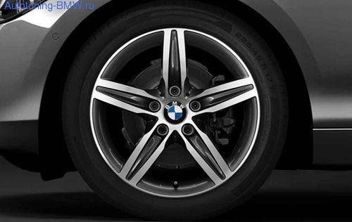 Литой диск Star-Spoke 379 для BMW F20 1-серия