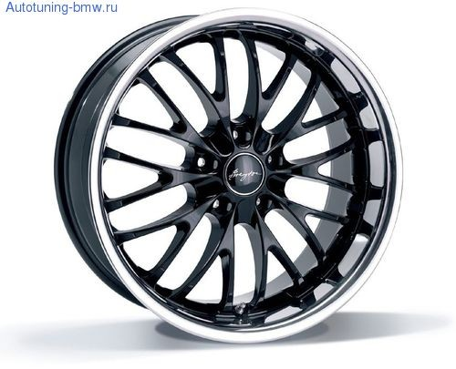 Литой диск Breyton Race CS Gloss Black