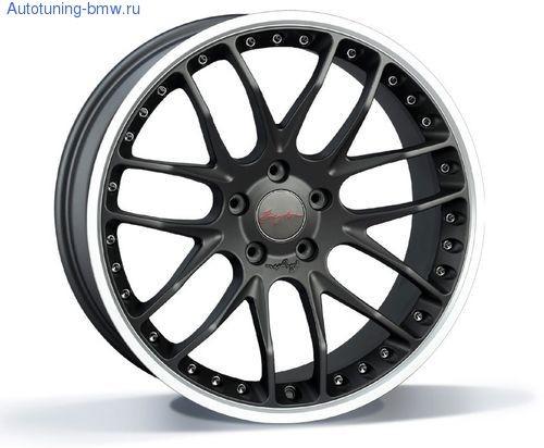 Литой диск Breyton Race GTP Matt Gun