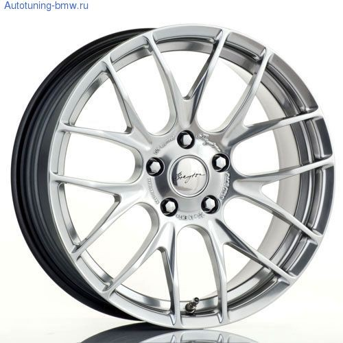 Литой диск Breyton Race GTS-R Mirror Silver