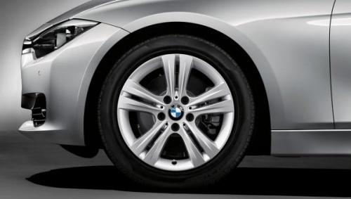 Литой диск BMW Double-Spoke 392