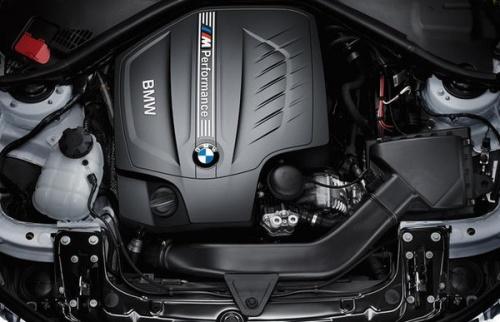 M Performance Power Kit для BMW F30 3-серия