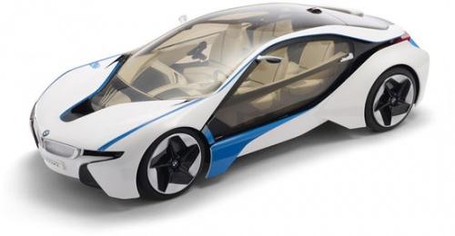 Радиоуправляемая модель BMW Vision Efficient Dynamics