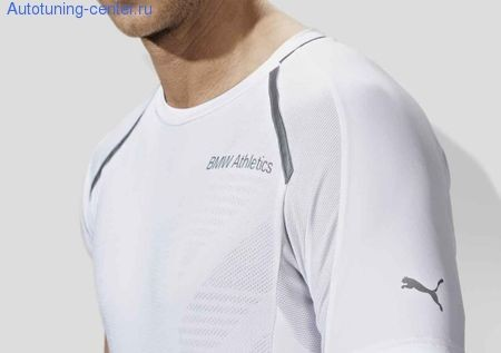 Мужская футболка BMW Athletics
