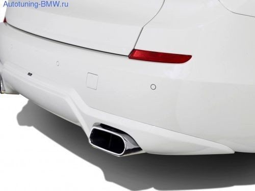 AC Schnitzer накладка заднего бампера BMW GT F07 5-серия