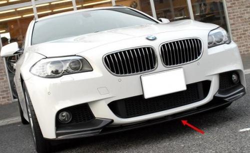 Накладка переднего бампера BMW F10 M Performance