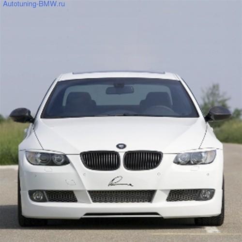 Накладка переднего бампера BMW E92 3-серия