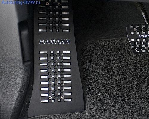 Накладка под ногу для BMW X5 E70/X6 E71