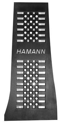 Накладка под ногу Hamann для BMW G30 5-серия