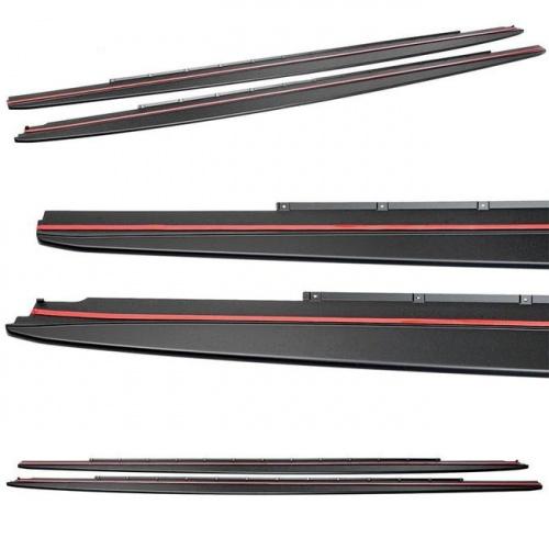 Накладки боковых порогов для BMW G30 5-серия