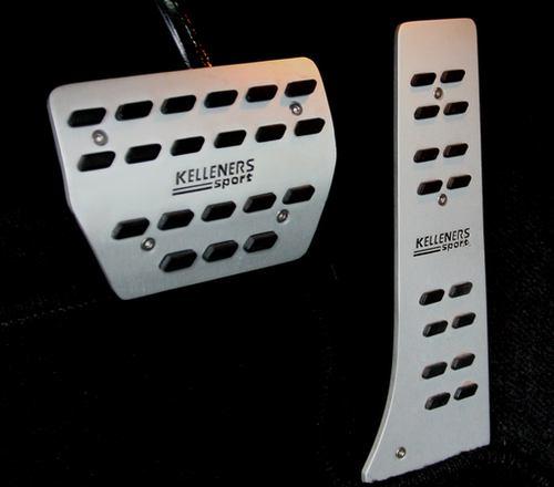 Накладки на педали Kelleners для BMW X5 F15/X6 F16