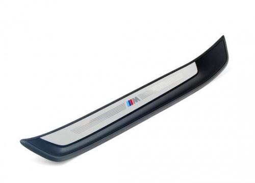 Накладки на пороги в М-стиле для BMW X1 E84