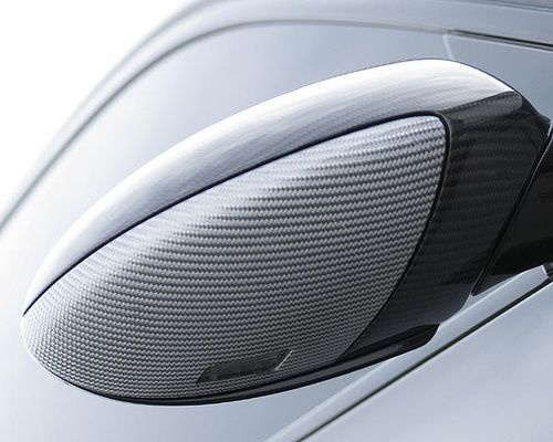 Карбоновые накладки на зеркала Hamann для BMW E60/E63