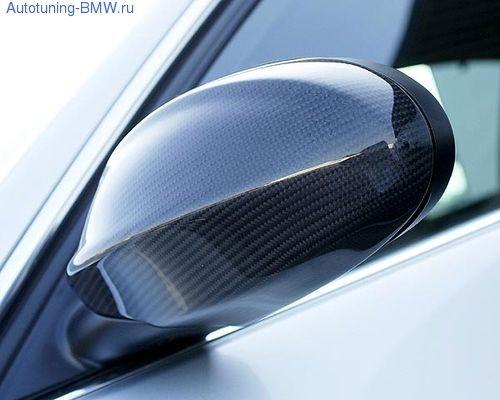 Накладки на зеркала для BMW E90/E92 3-серия